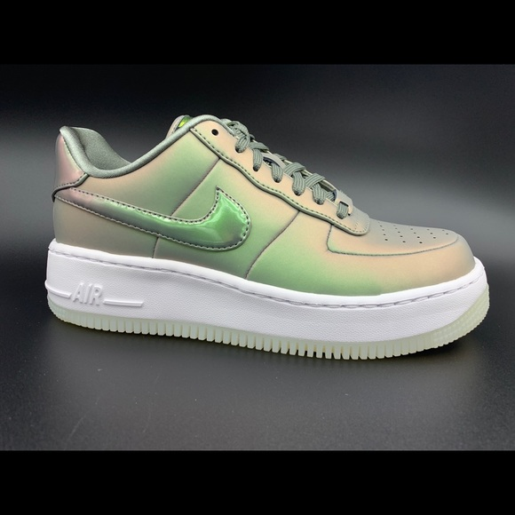 Brand new Women's Nike Air Force 1 Upstep PRM LX NWT